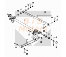 09305A16005-000-BUSHING-LATERAL ROD AXLE (NO.17)