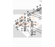 09320-14018-000 - БУФЕР ЗА ПОЛУГА ОД МЕНУВАЧ /ТИ (БР.25)