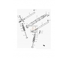 01957-06123-00ЗАВРТКА M6x10mm (Бр.  )