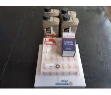 SET-FILTERS&OIL- CHEVROLET CRUZE 1.6 (89KW) Benzin